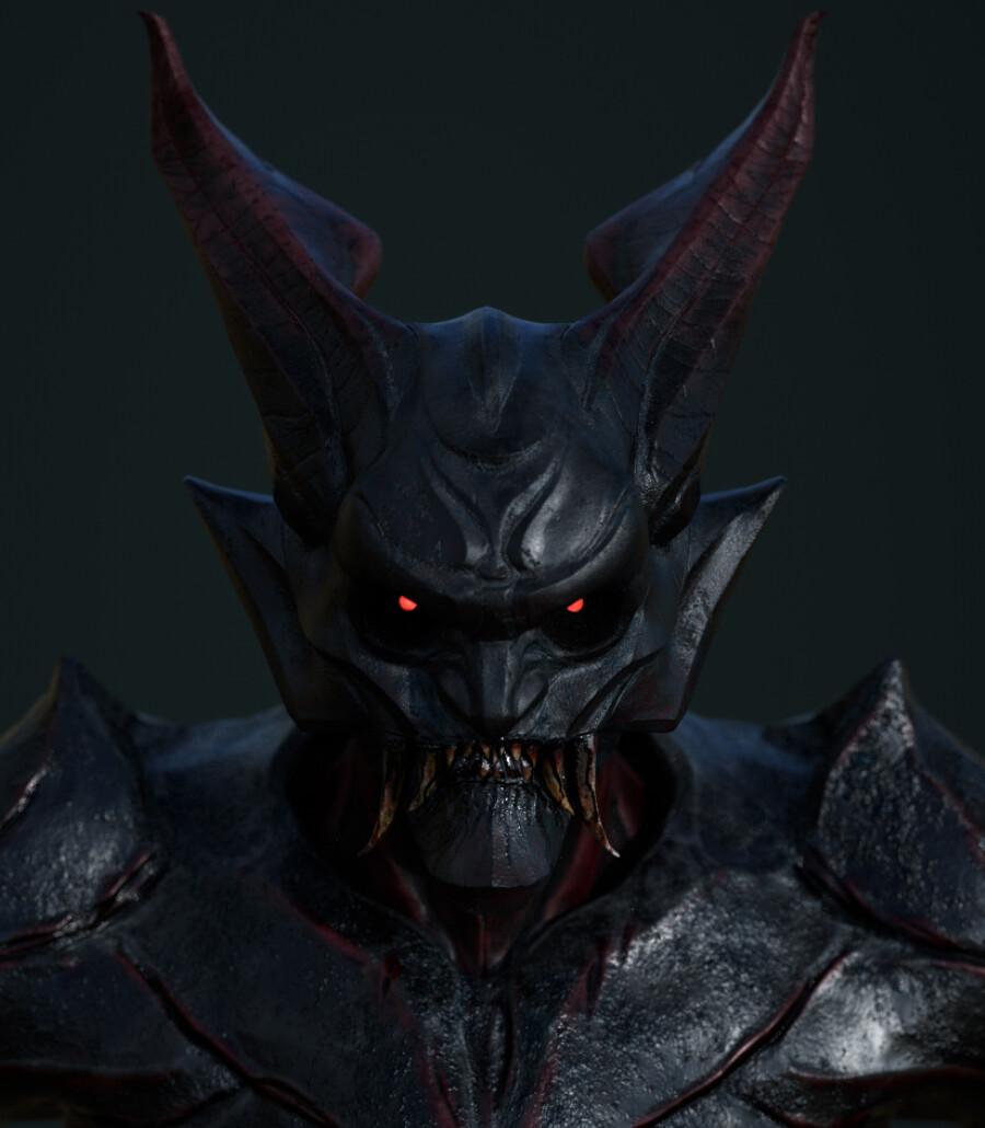 The Final demon Texture