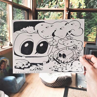 Linh & her imagination
