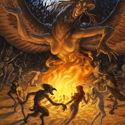 David haire witches sabbath