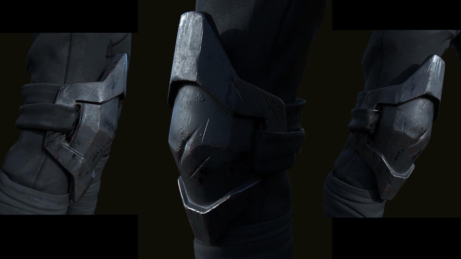 KneePads Texture