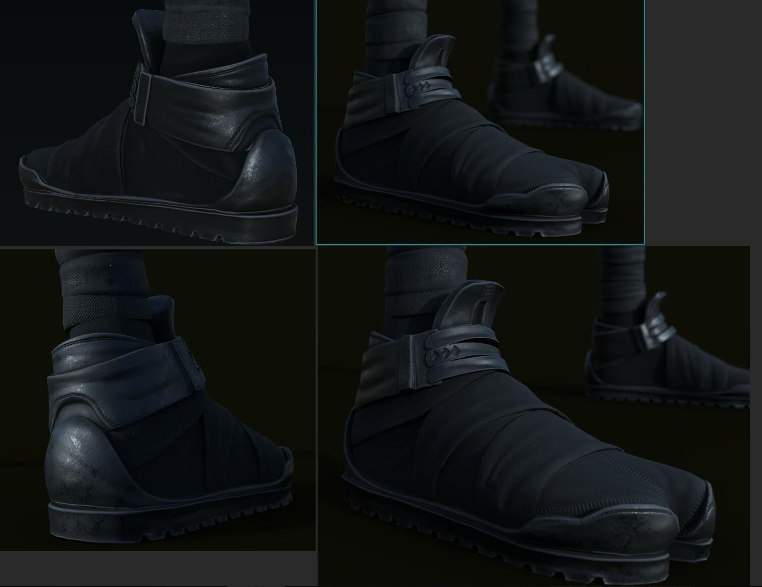 Marcelo souza keinon 01 04 shoes update stiches