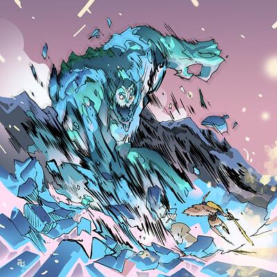 Albertus tyasseta frost giant c