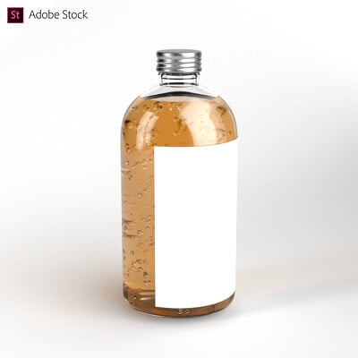 Adobe Stock | Shampoo Bottle