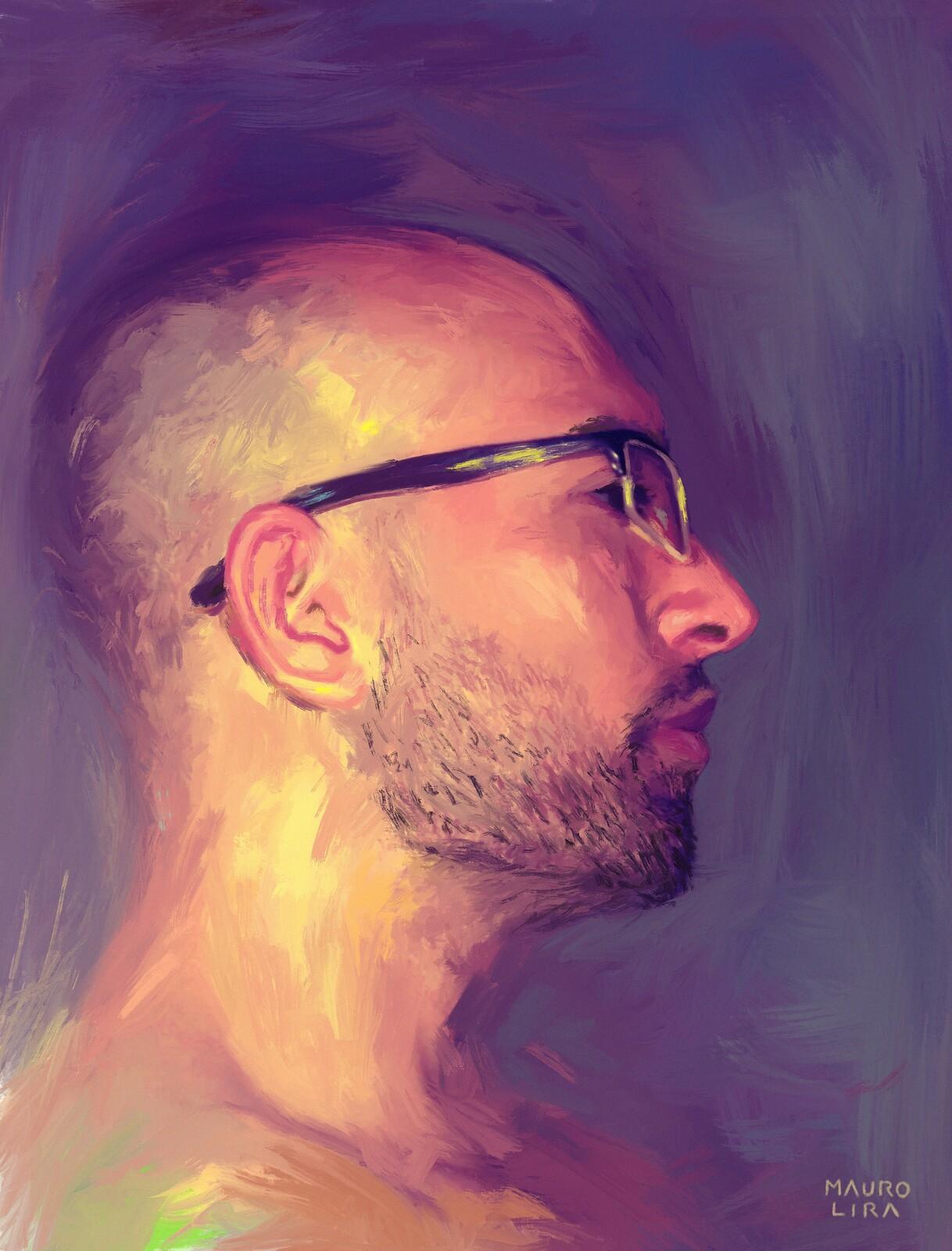 Self Portrait Day 2019