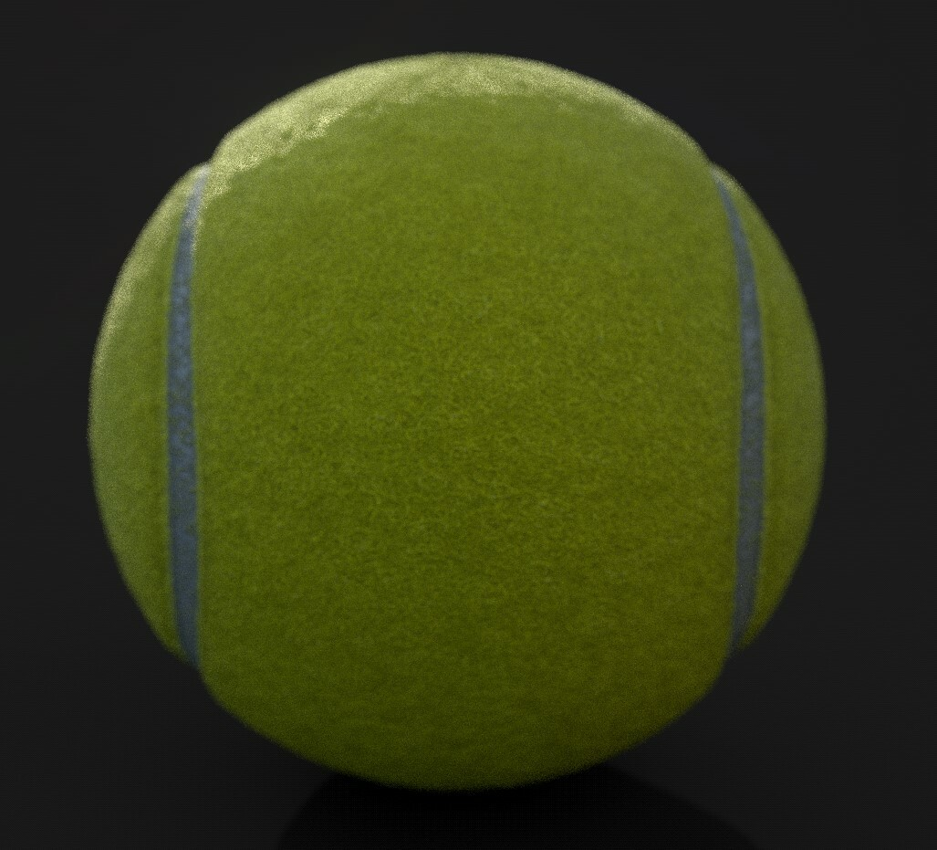 Version 01_05 Tennis Ball