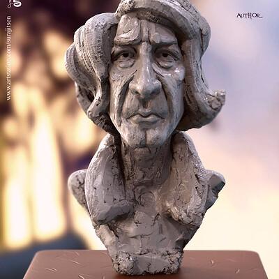 Surajit sen author digital sculpture surajitsen nov2019