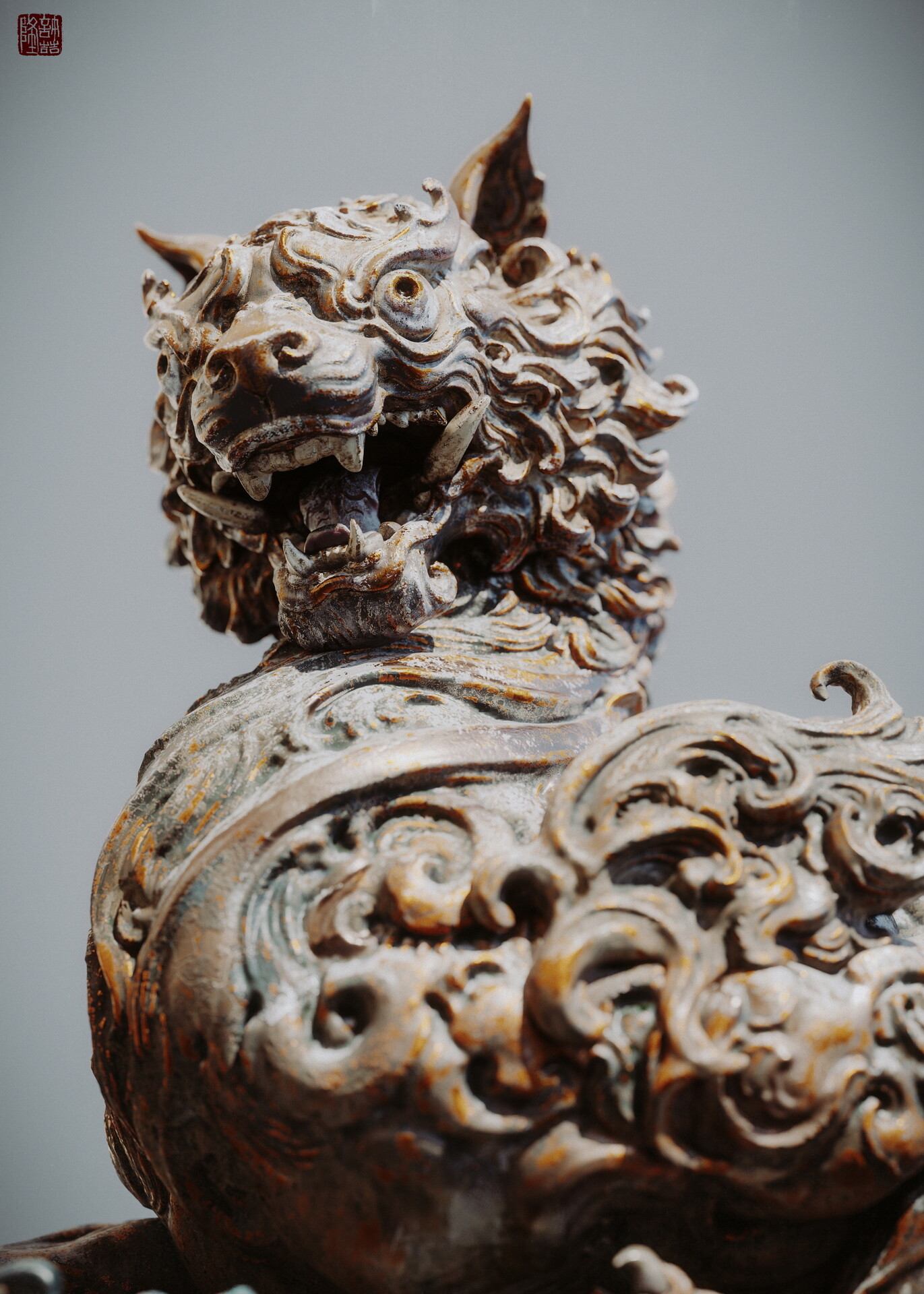 Zhelong xu tiger09