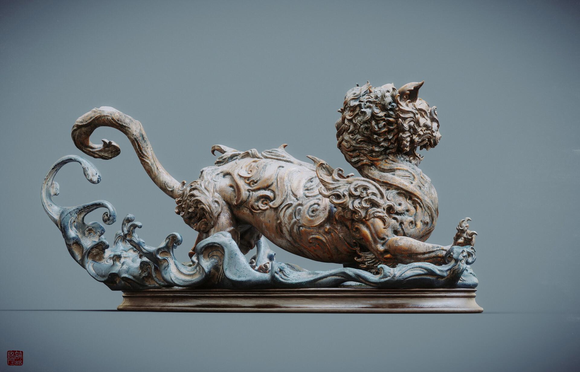 Zhelong xu tiger10