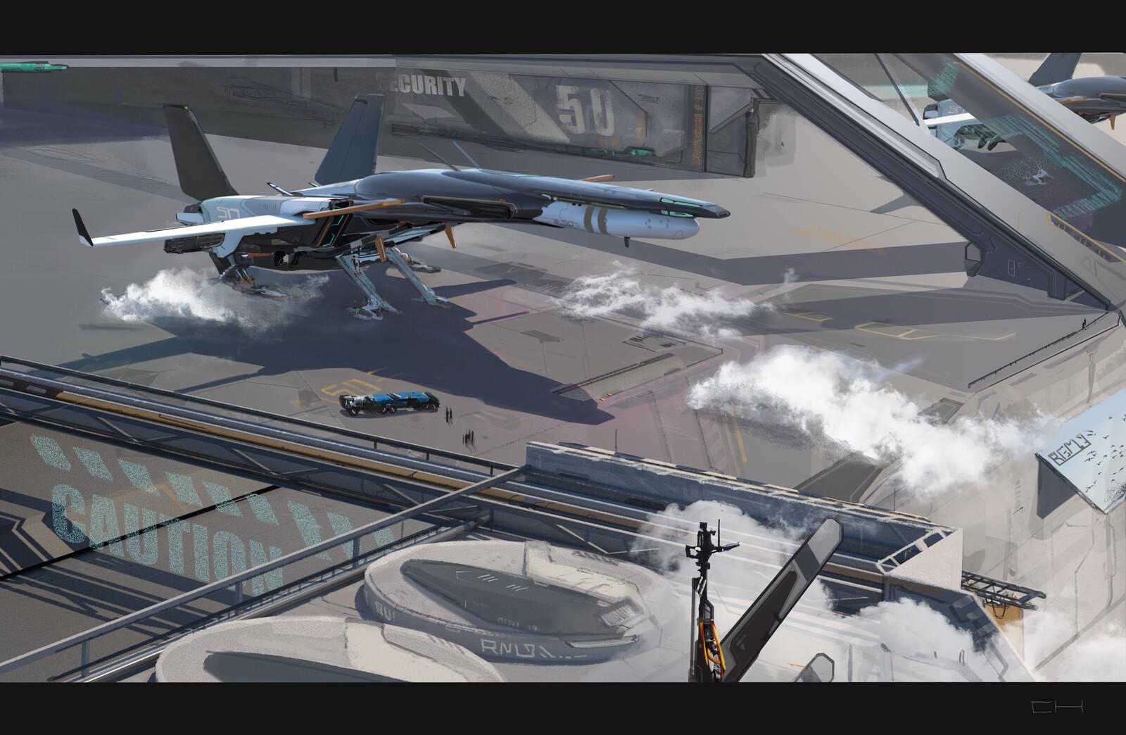 Security Rooftop