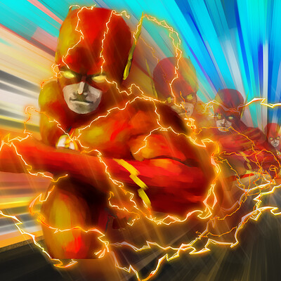 Eduardo lucas the flash