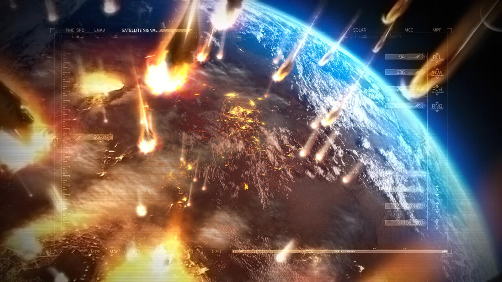 Mass Effect III - E3 Promo - (2012)