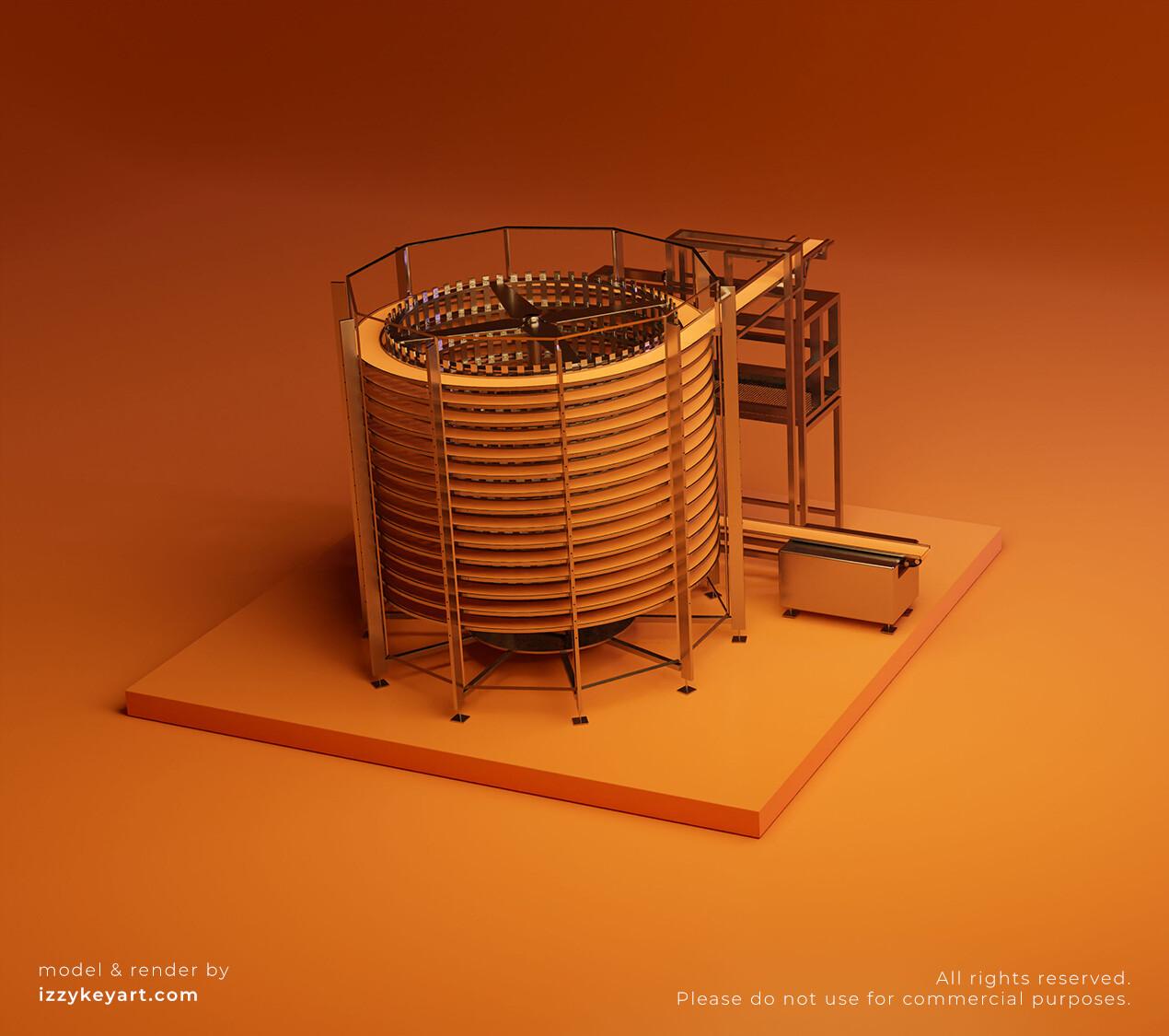 Conveyor Model