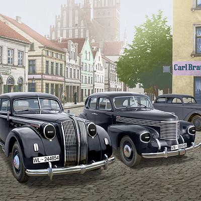 Valery petelin opel cars
