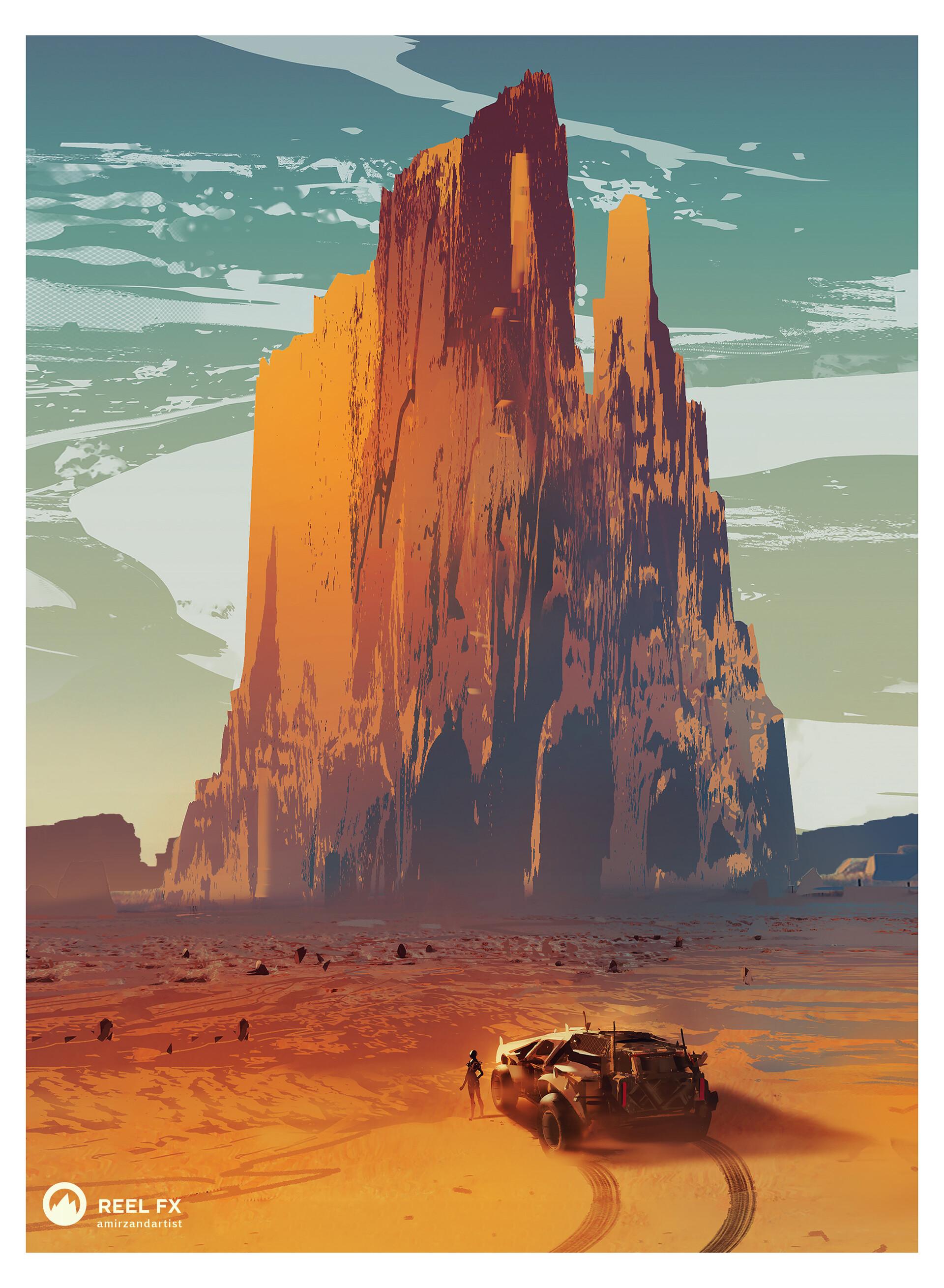 Amir zand reelfx