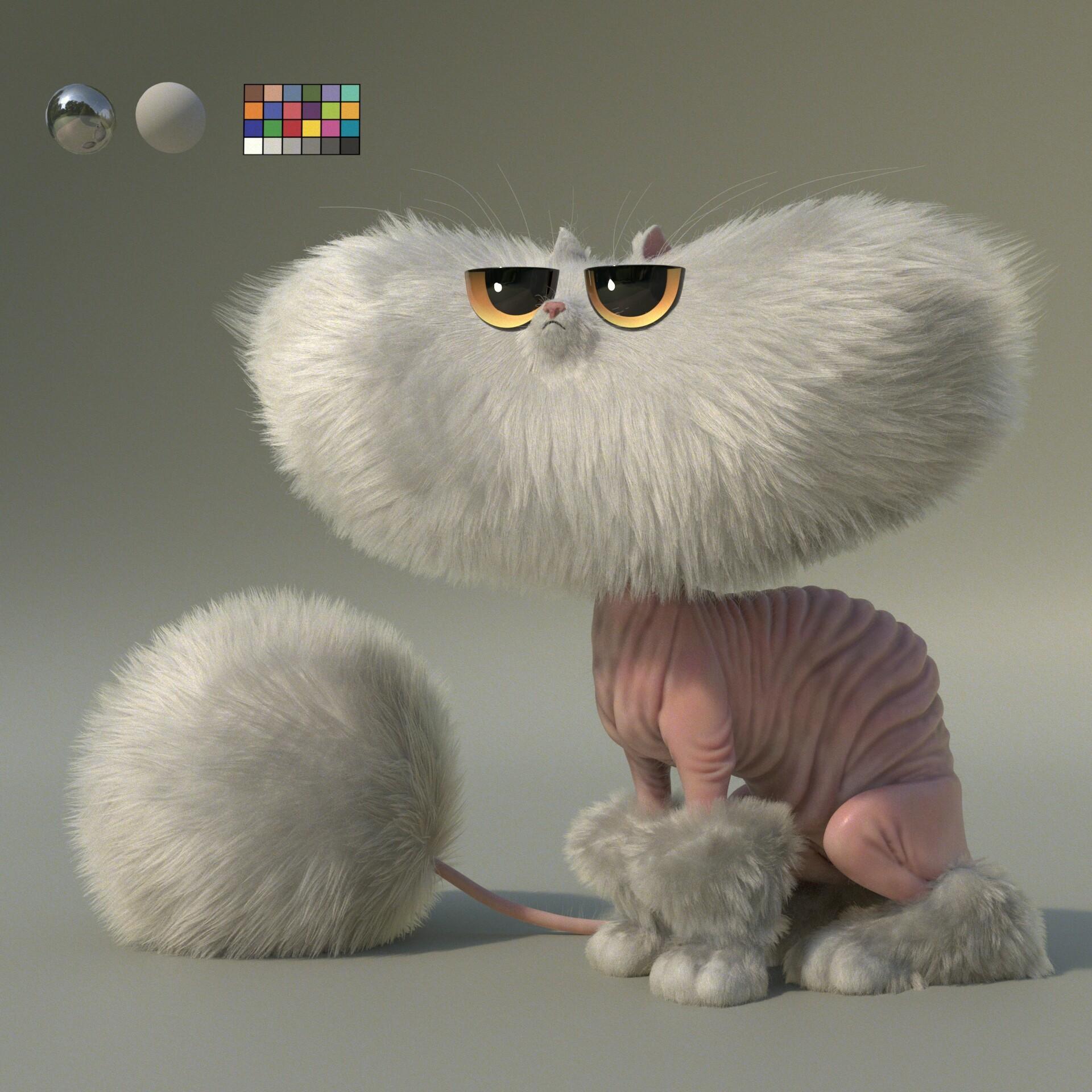Crystal bretz cat 011