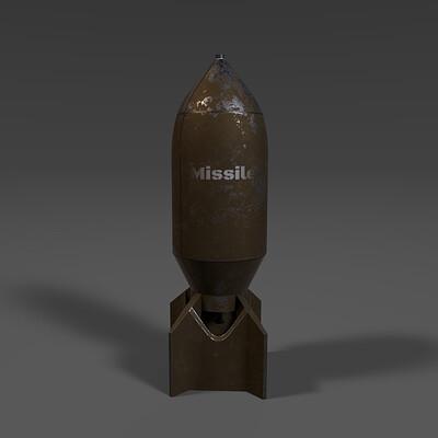 Damian sobczyk rakieta
