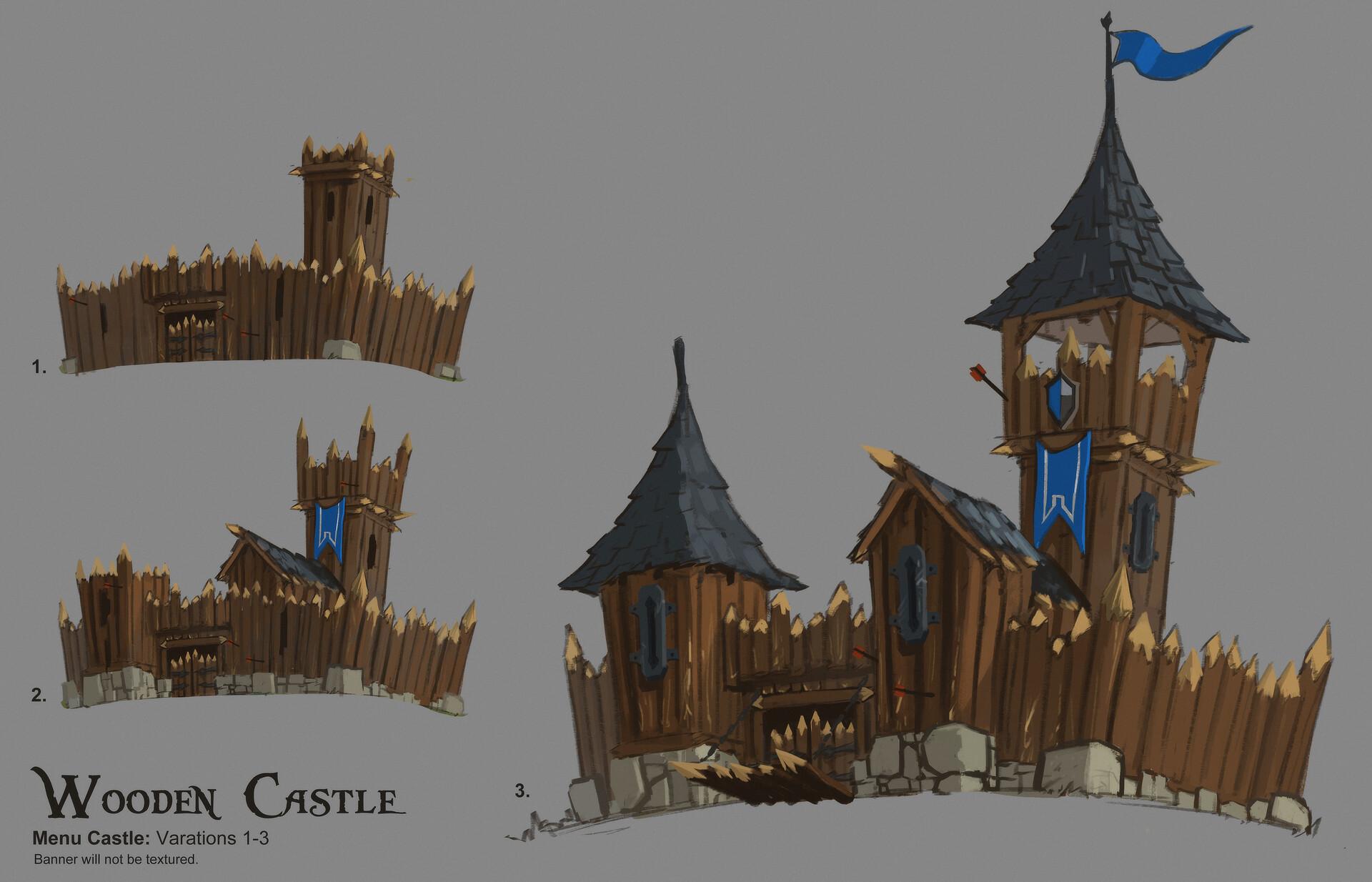 Castle Exploration: Might & Mayhem