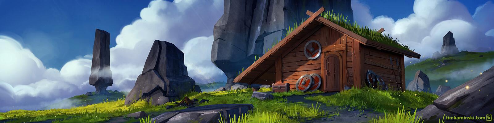 Greenery Hut