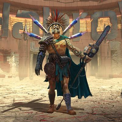 Sax irfan gladiator web