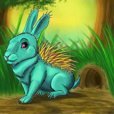 Jack redmond ouch bunny
