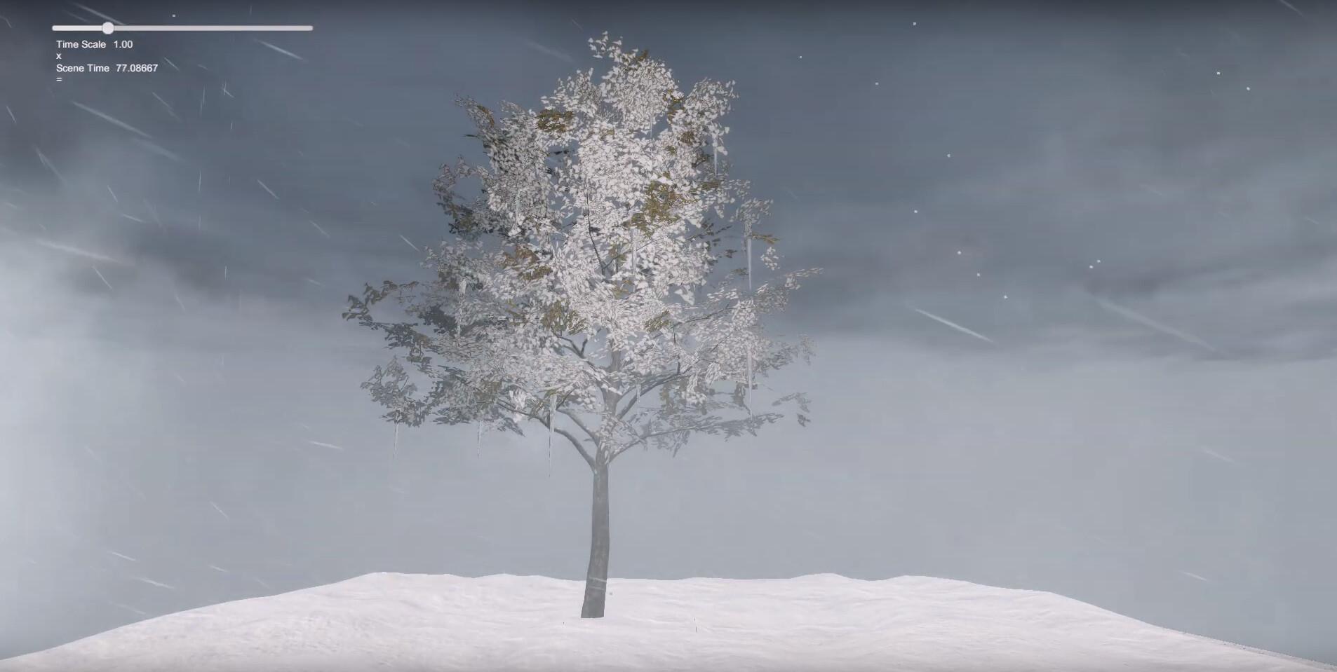 Blizzard Demo - Still