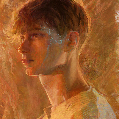 Joseph culp art androidselfportraitsharp1