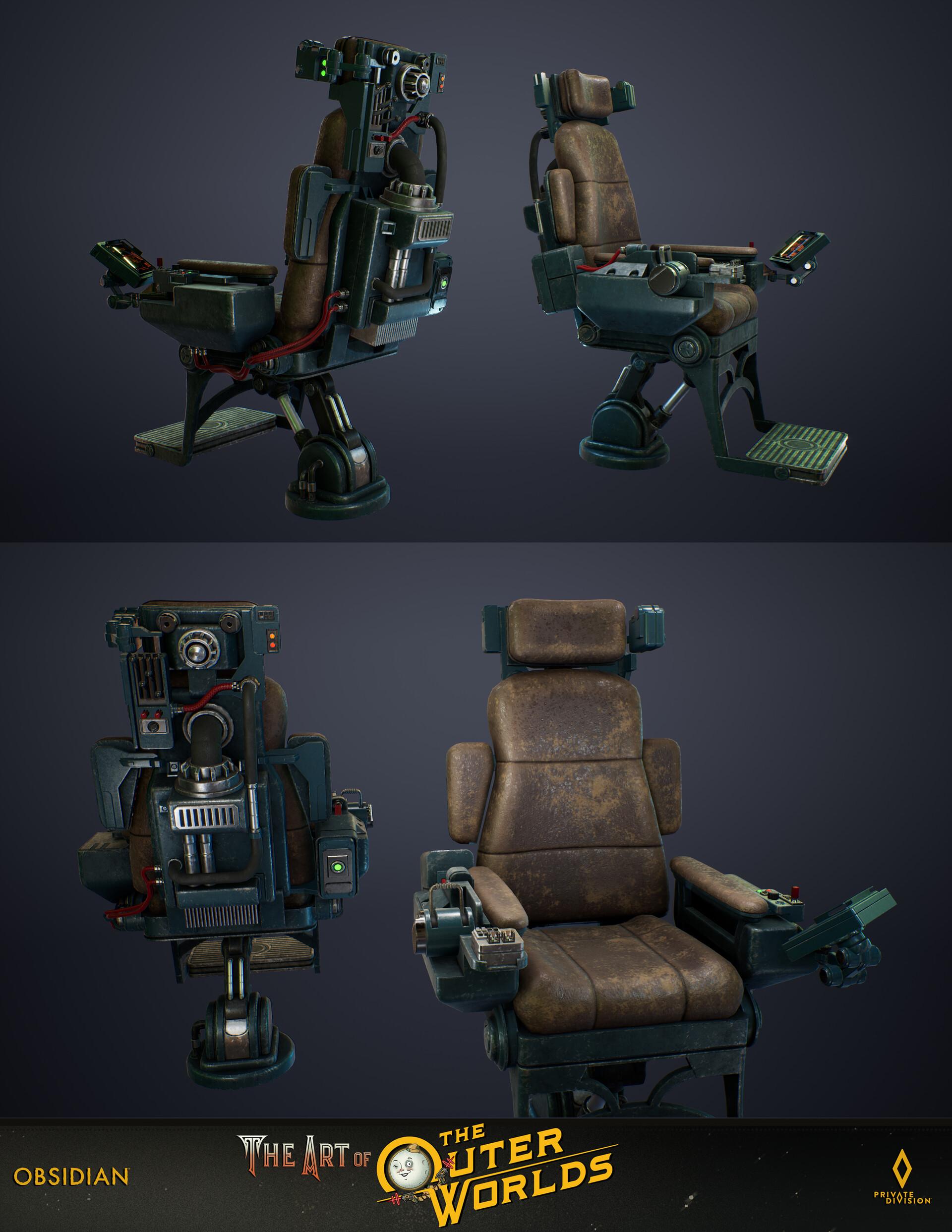 Ken lesaint capt chair 01