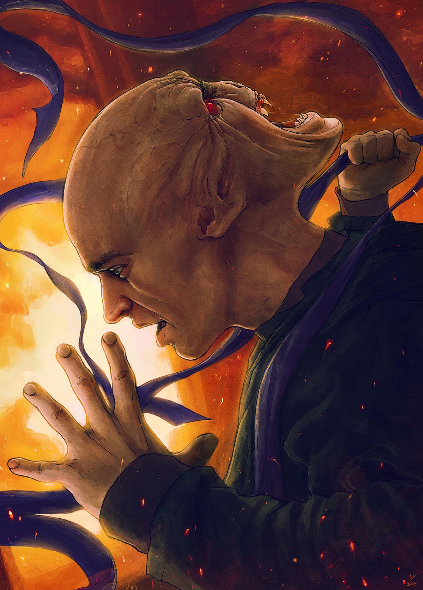 Artstation Harry Potter And The Philosopher S Stone Fanart 21 Vladislav Pantic