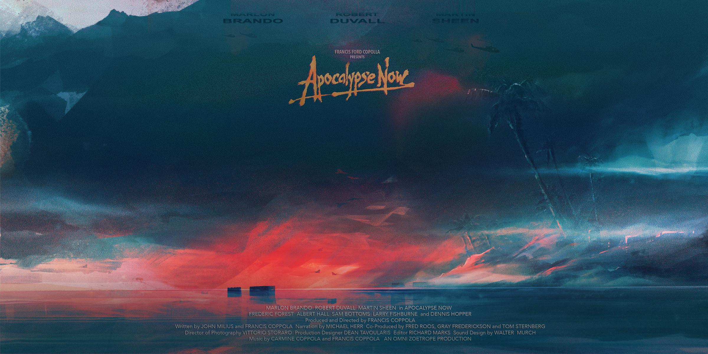 Alex Tsoucas Apocalypse Now