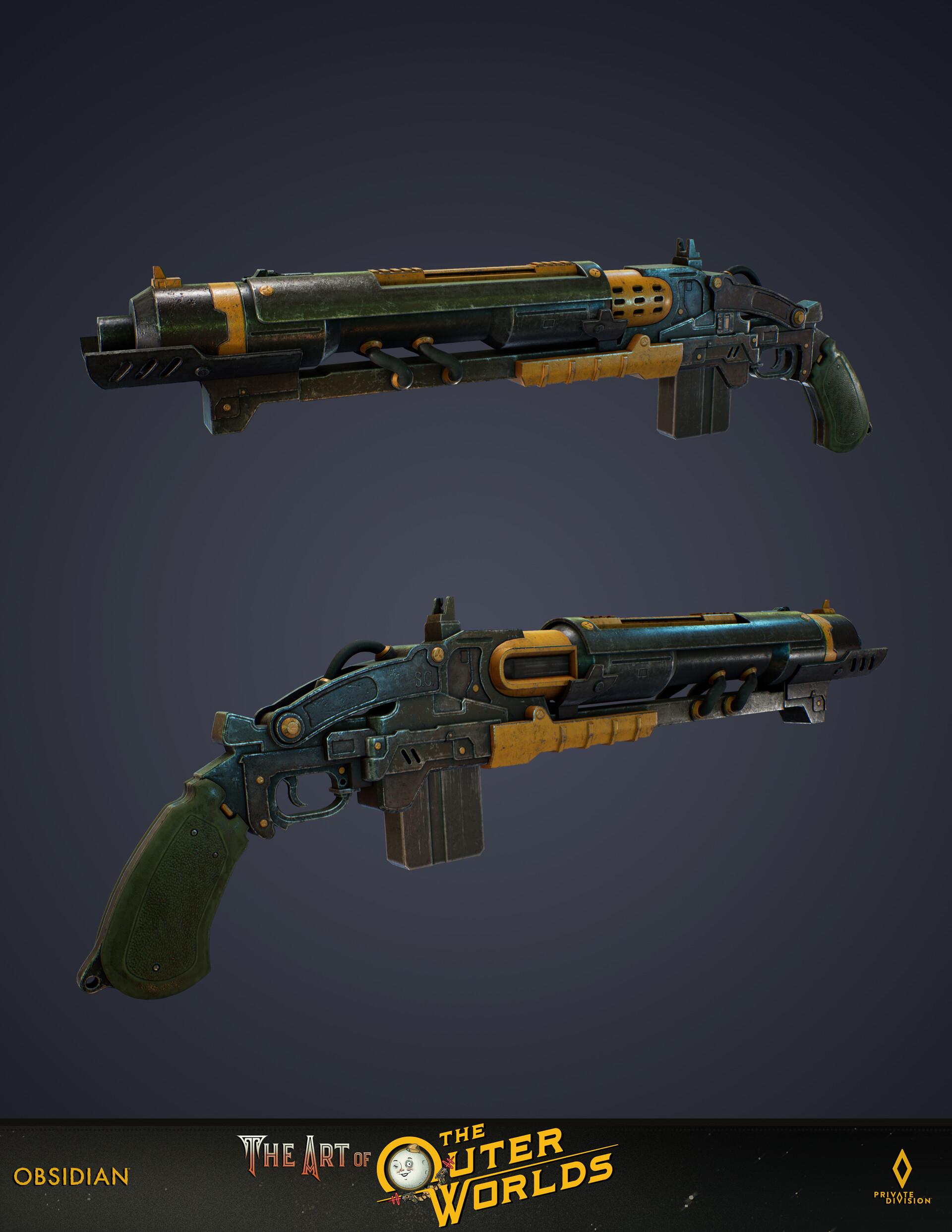Ken lesaint sc shotgun 01