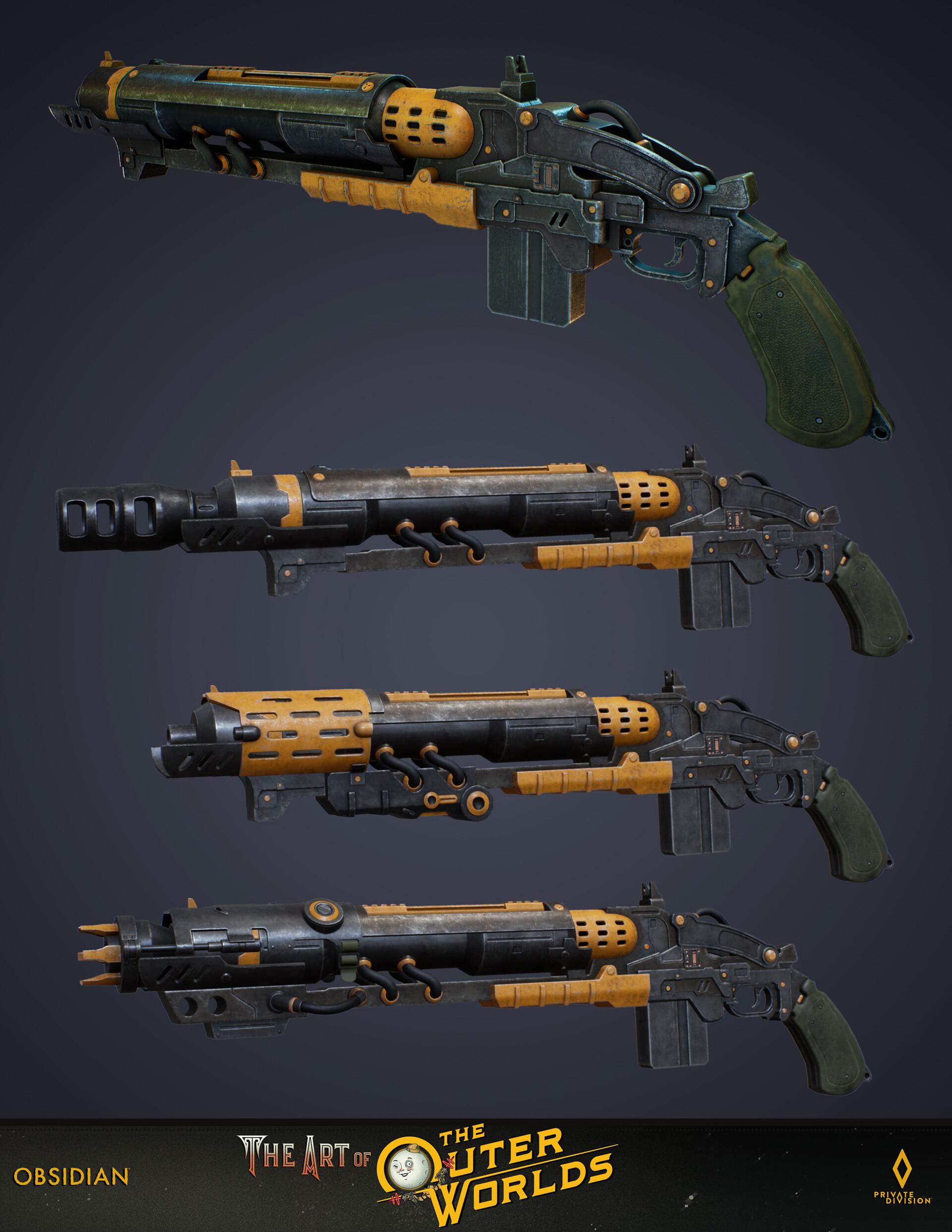 Ken lesaint sc shotgun 02