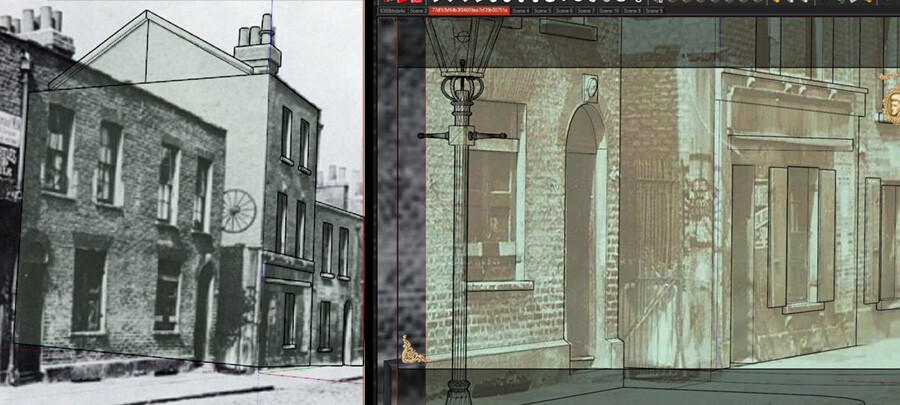 Berner Street was an interesting crime scene full of conflicting eyewitness descriptions and information, but with some good illustrations and photos.
