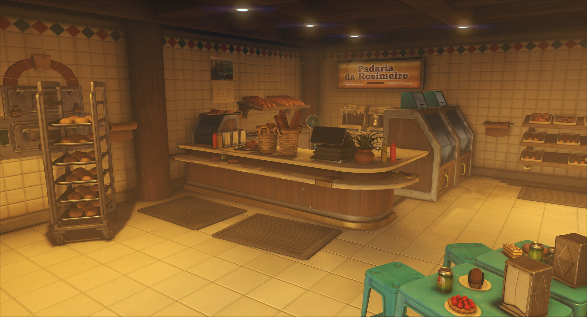 Helder pinto ow2 blizzcon 2019 screenshot maps rio pvp bakery