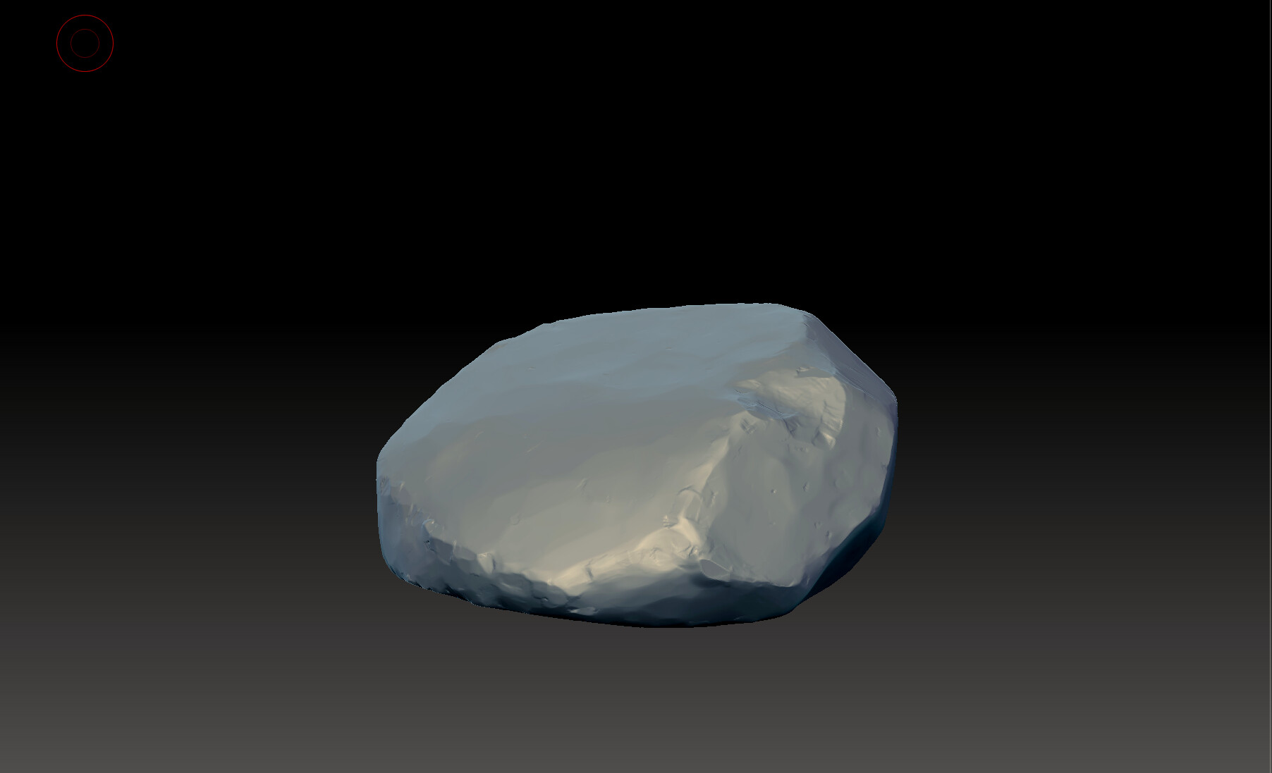 Large and mid details was sculpted in Zbrush for the rocks while adding the microdetails in Substance Painter