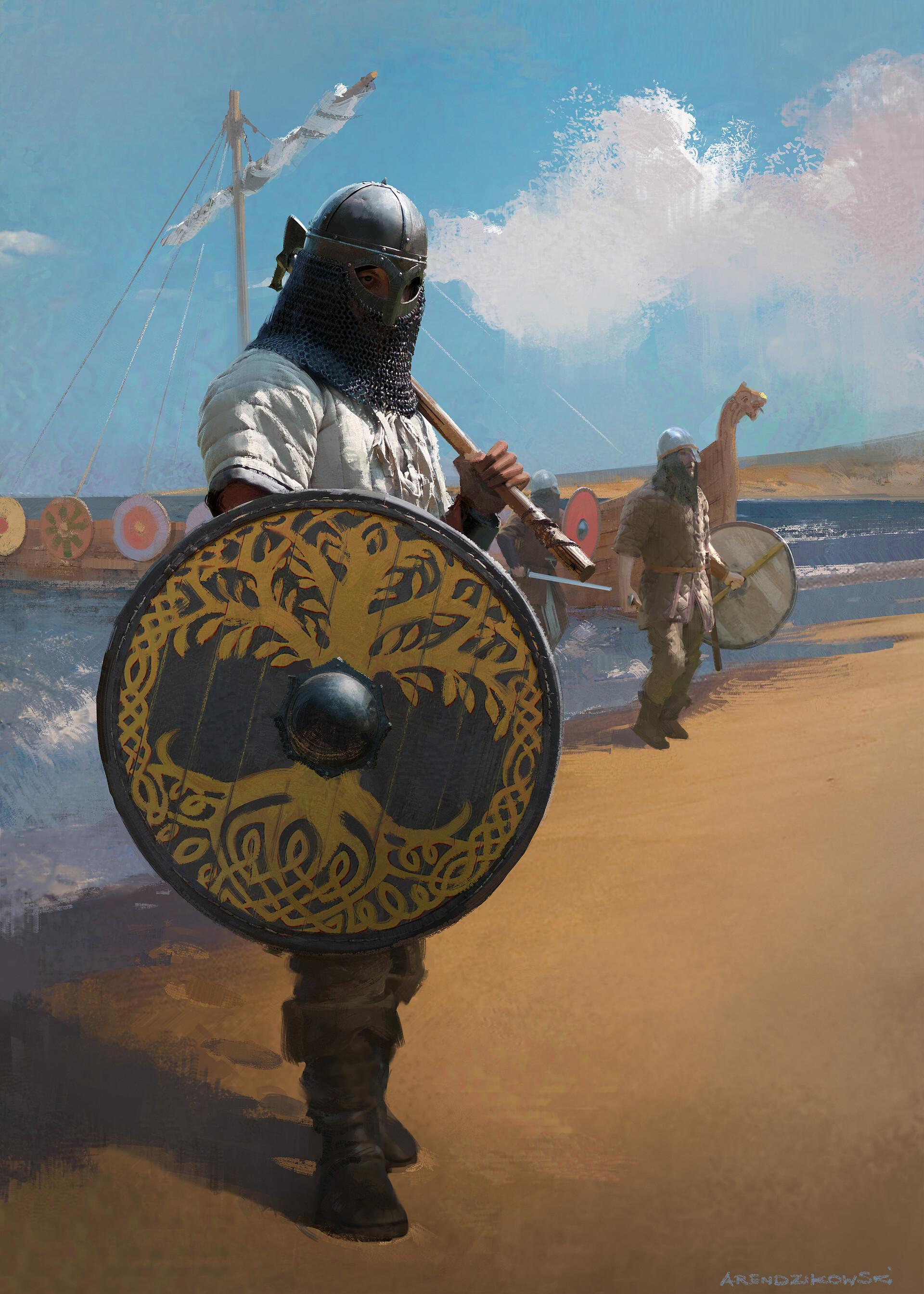 Piotr arendzikowski viking as1