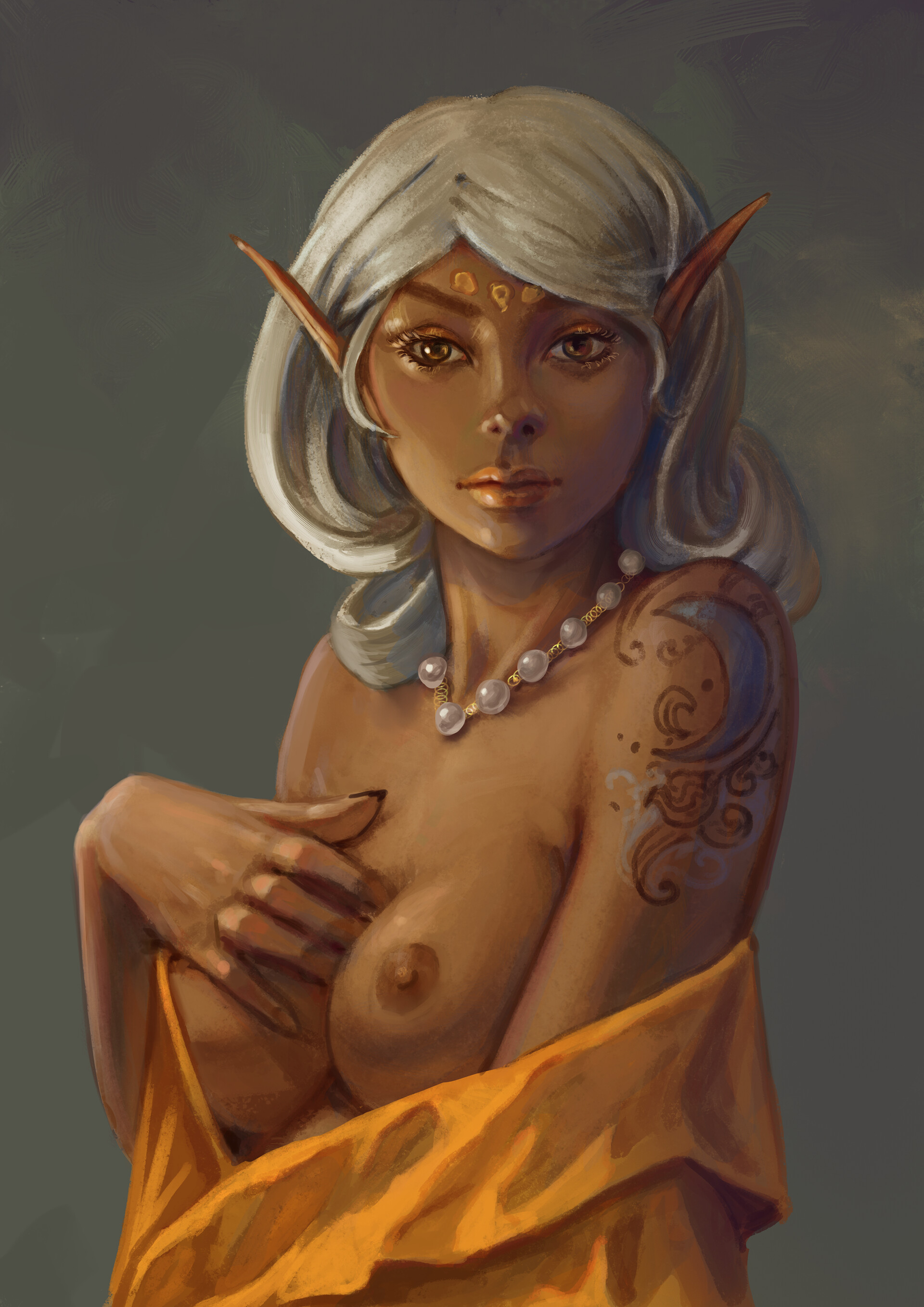 Dark Elf - Uncensored