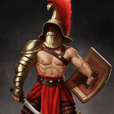 Tadas sidlauskas gladiator small