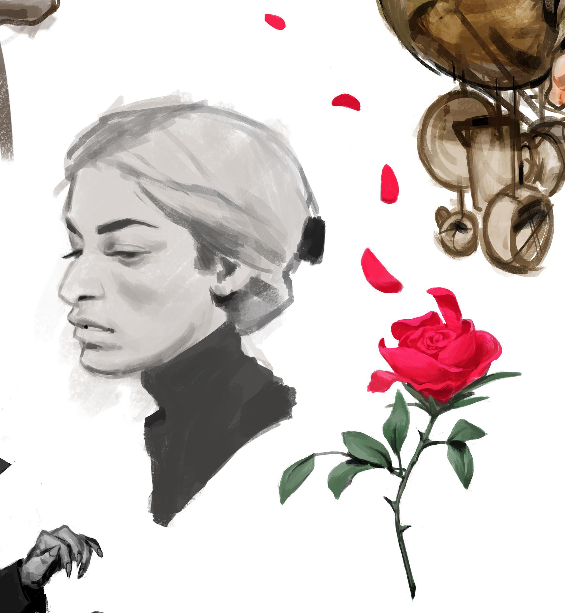 Jens claessens rose