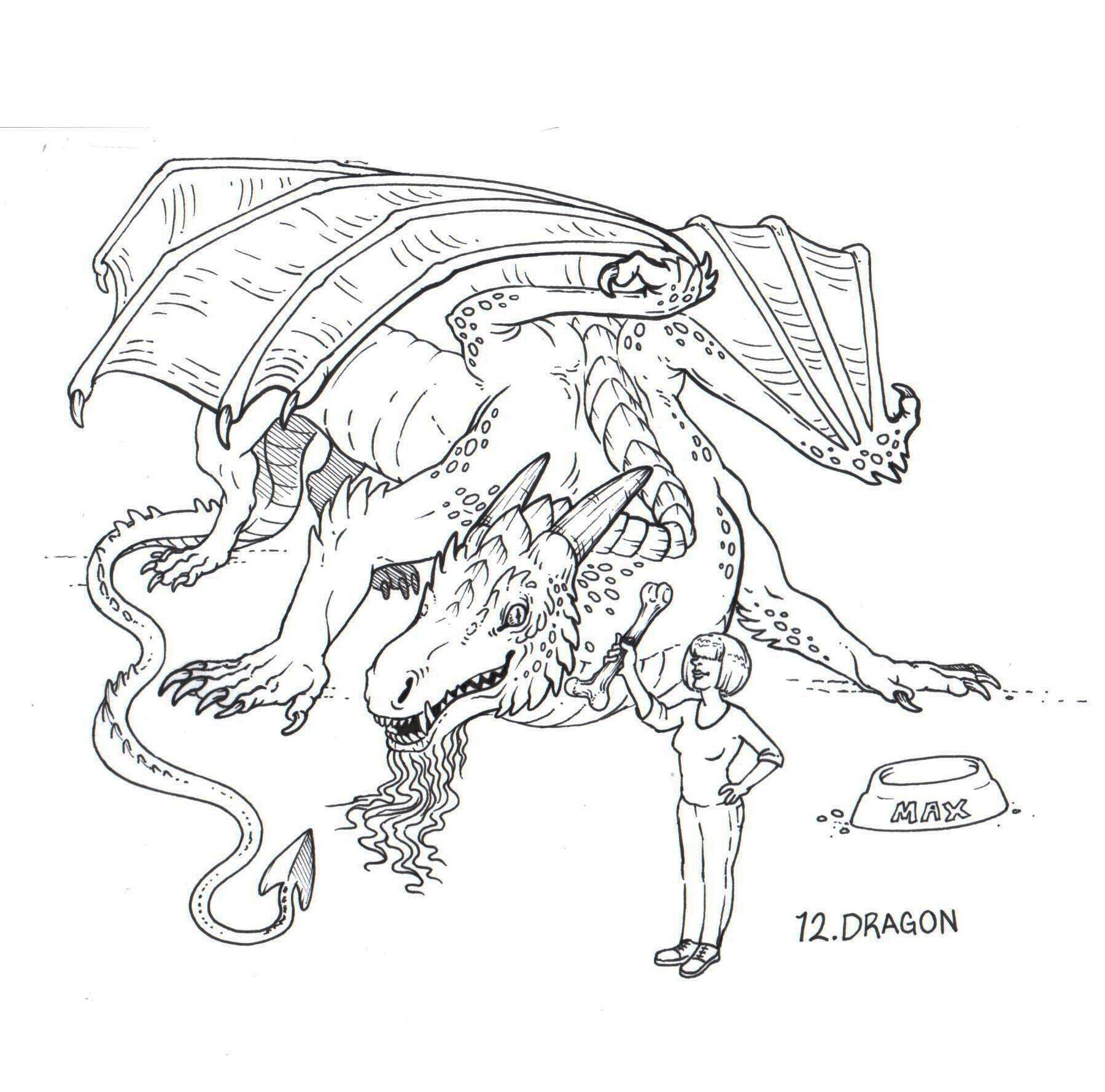 Meagen ruttan 12 dragon