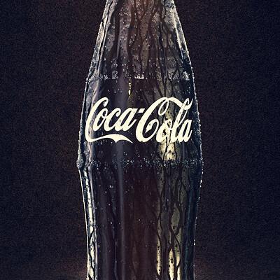 Ali ahmed coke bottle