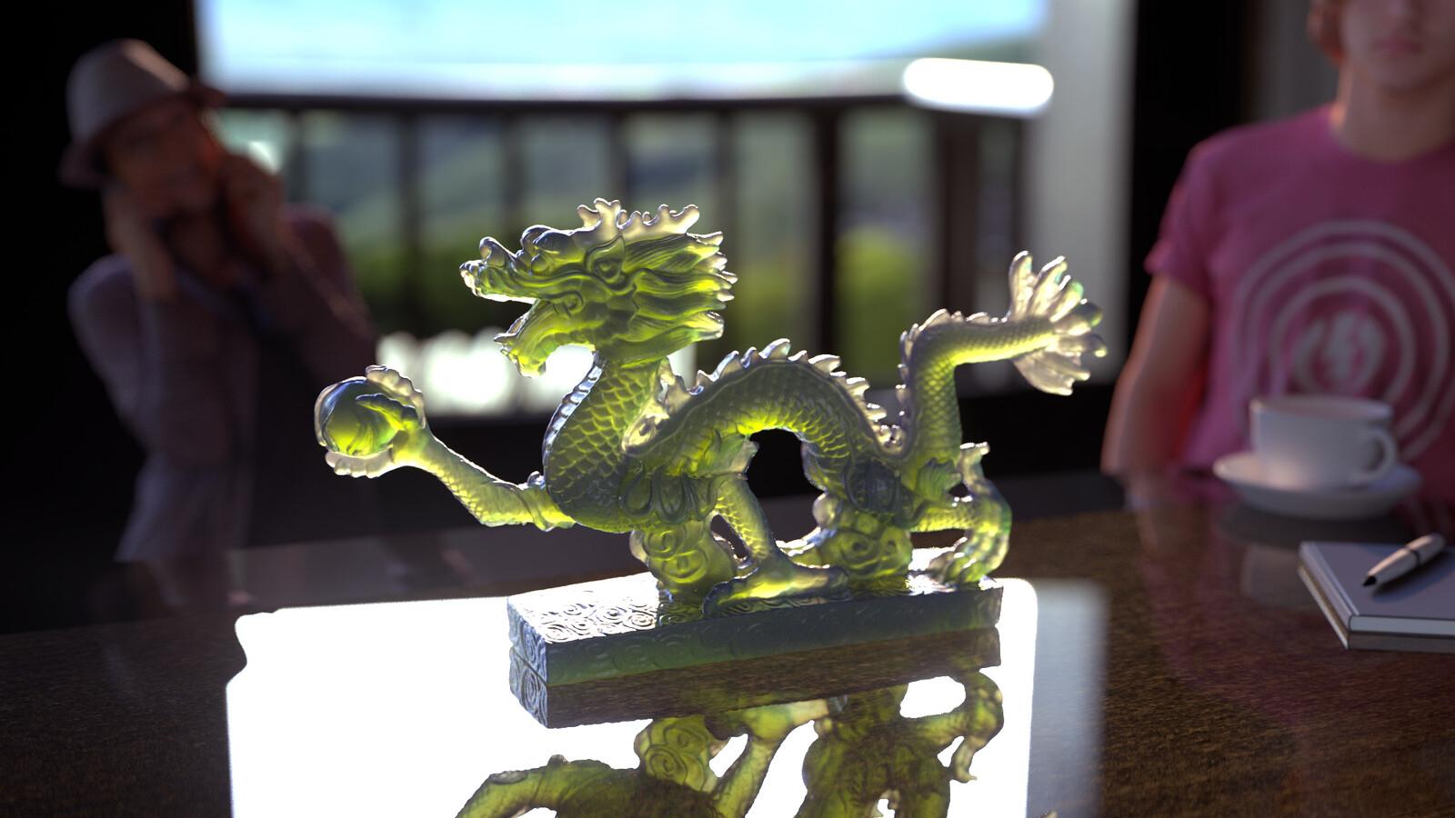 Dragon SSS