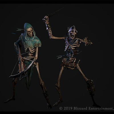 Jairo sanchez skeletons