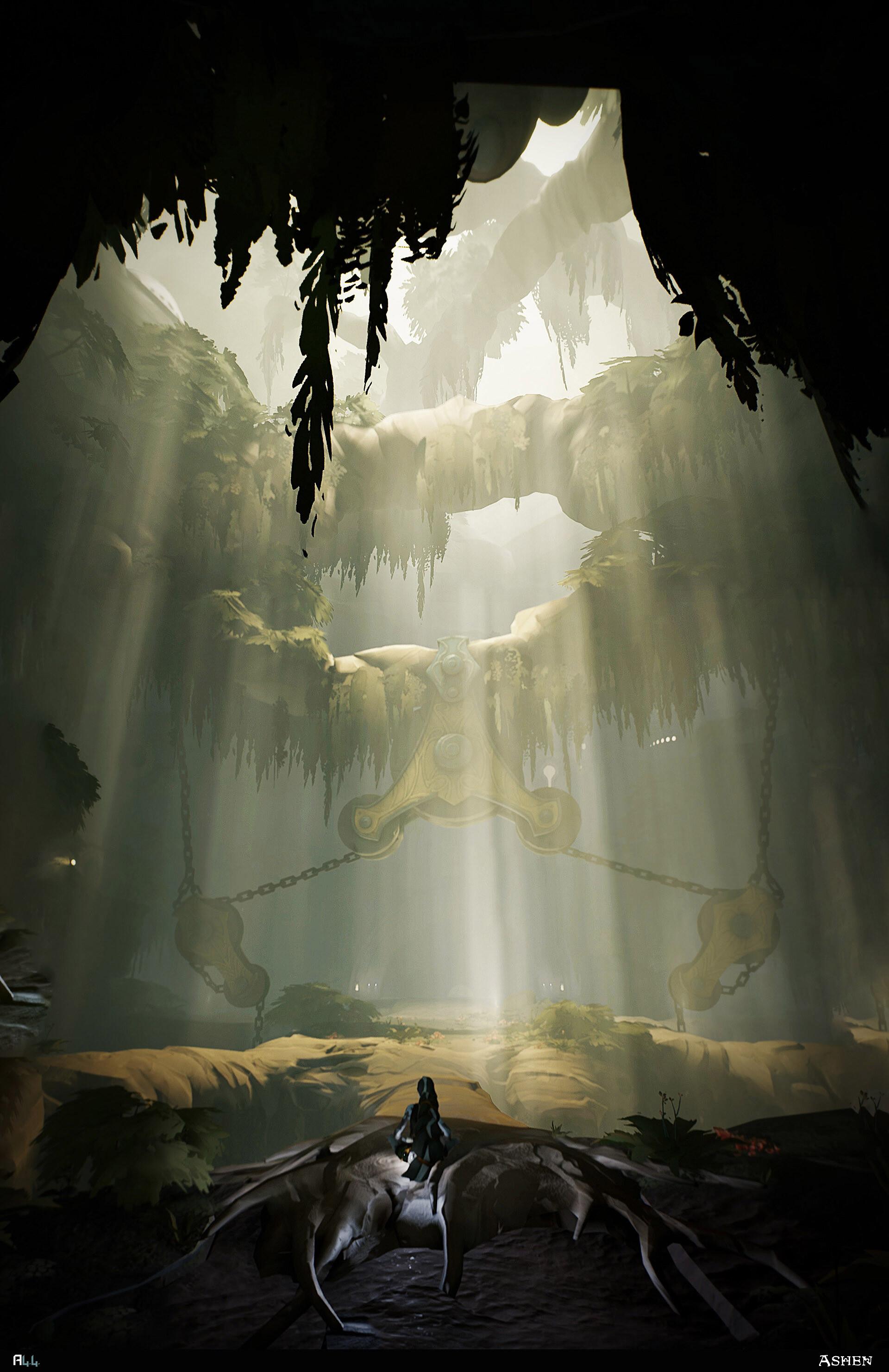 Pat dunal dlc caves 06