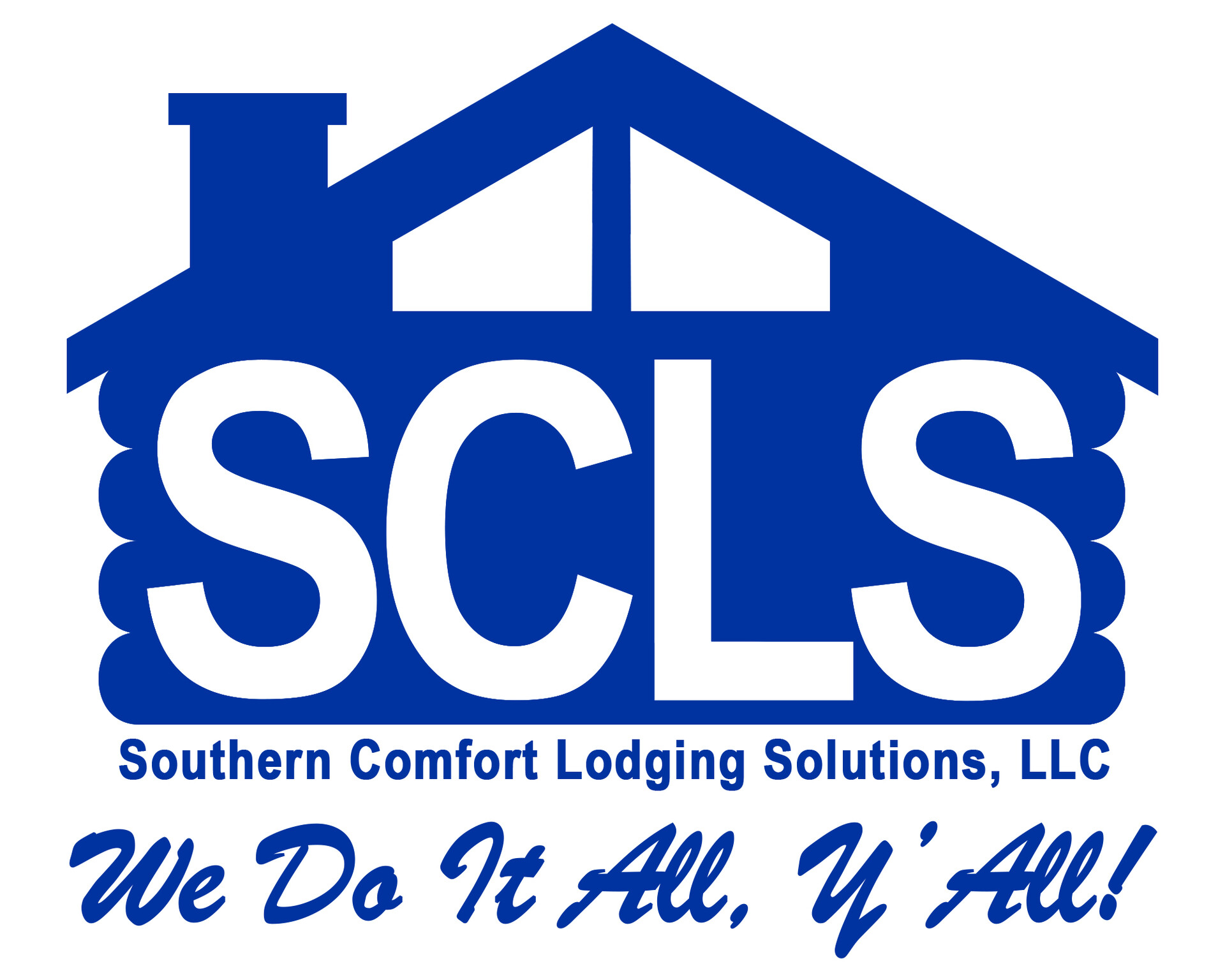 Final iteration of the SCLS logo (UK Blue version)