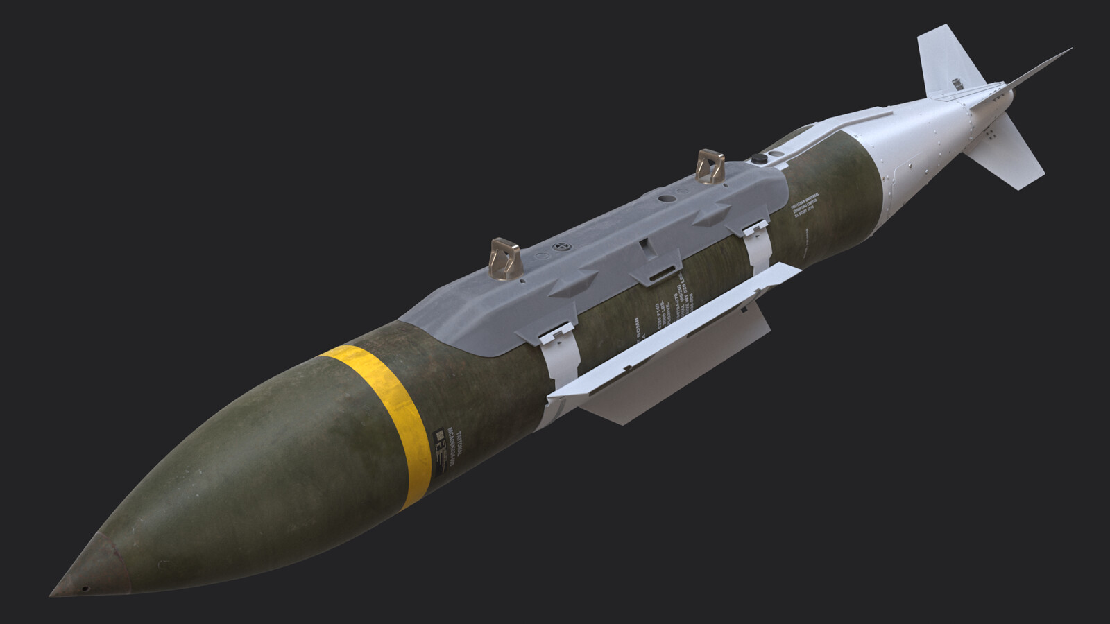 GBU-31(V)3B (BLU-109) JDAM