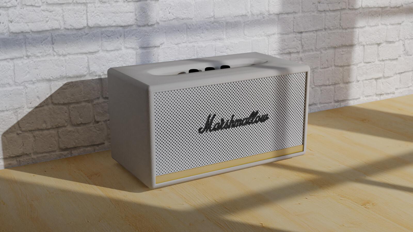 Marshall Stanmore Speaker Bluetooth