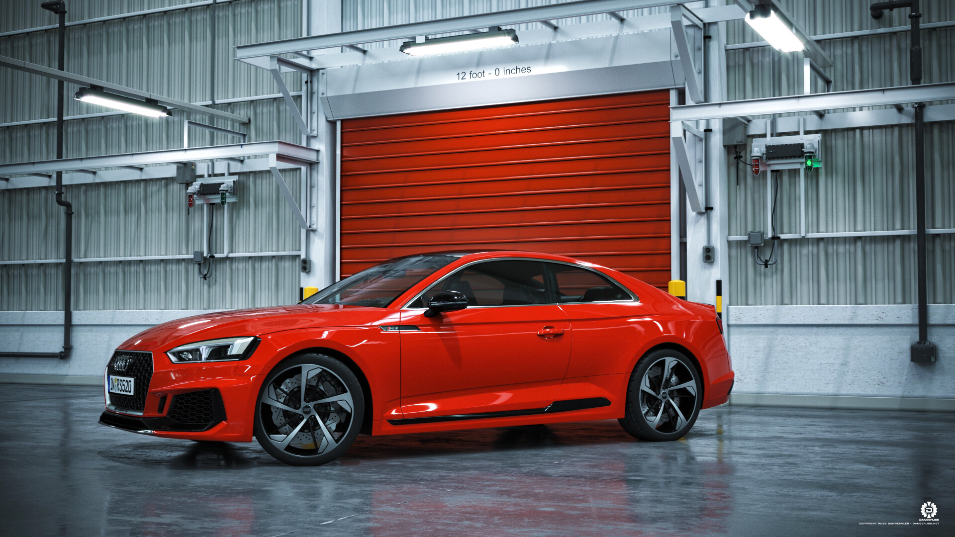 Russ Schwenkler - 2020 Audi RS5 Coupe