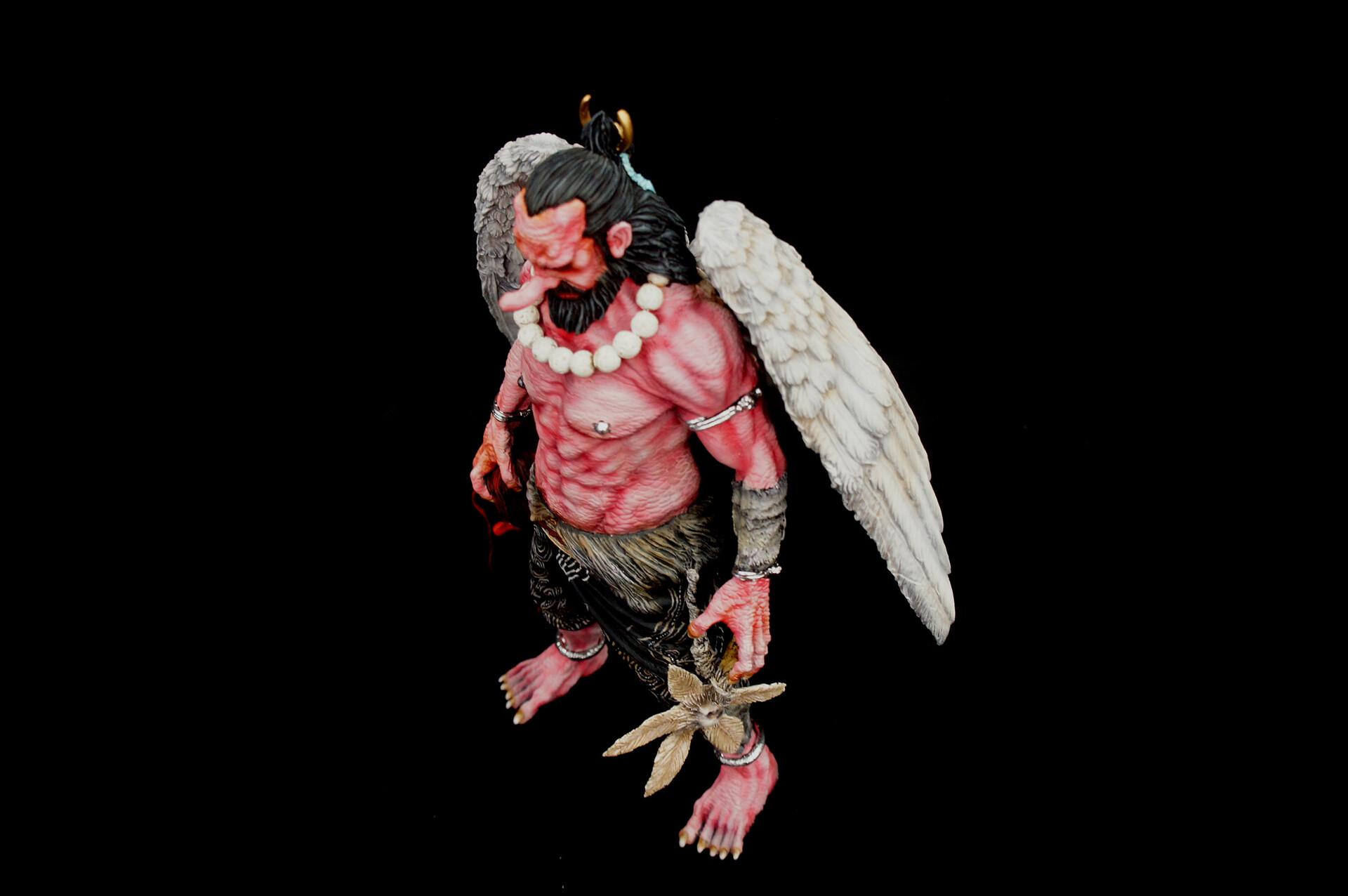 """TENGU ARISE"" Gods and Spirits of East 天狗降臨 百神怪貳像"