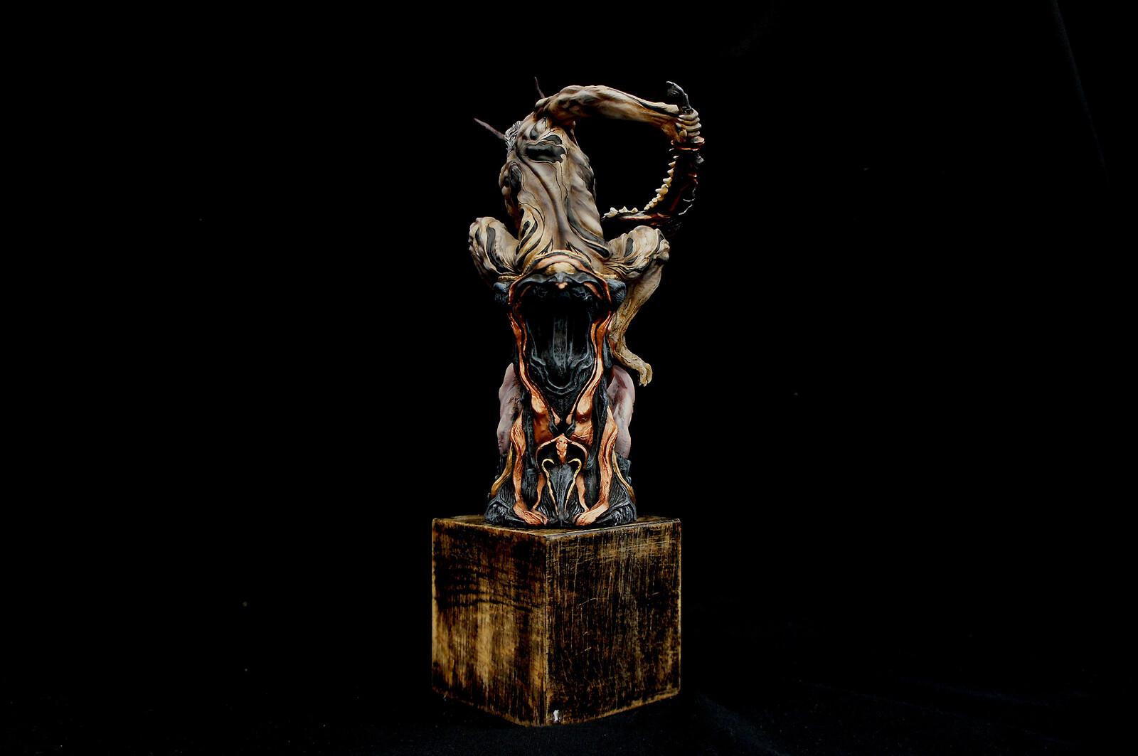 The Alastor Art Statue