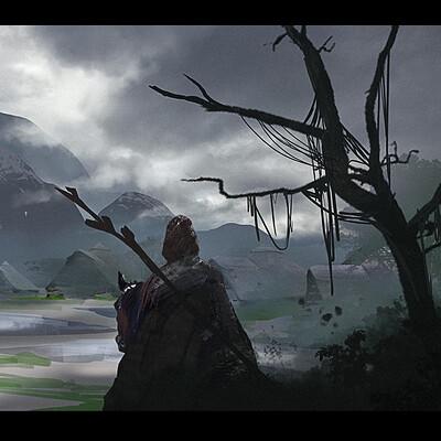 Taha yeasin day46 viking village